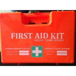 First Aid Box FAK 2500