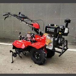 Varsha Power Weeder -6.5hp Multi Functional, Engine Model: Hsd 178f Diesel Engine