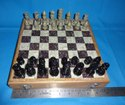 Stone Chess Set And Board