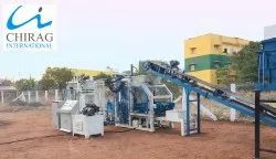 Chirag High Quality Hollow Block Making Machines