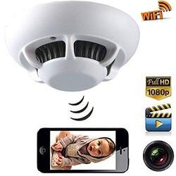 WiFi Hidden Camera Smoke Detector
