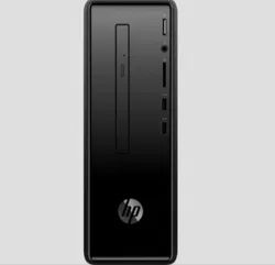 Black HP Slimline Desktop - 290-a0009il