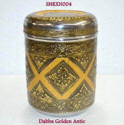 Dabba Golden Antic