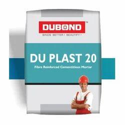 Du Plast 20 Cementitious Structural Plaster