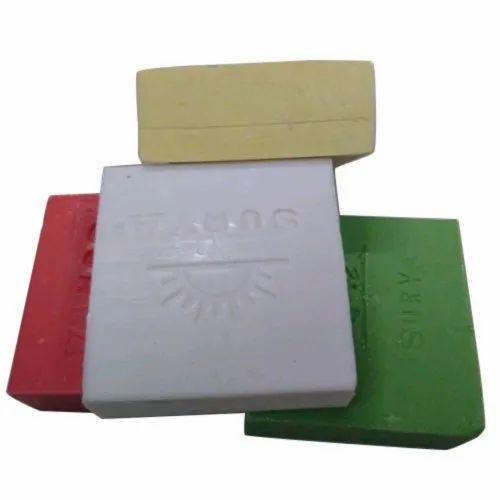 Surya Handmade Bathing Soap, Shape: Square