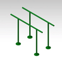 Outdoor Horizontal Bar