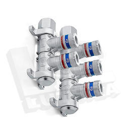 Multi-Link Quick Connect Coupling