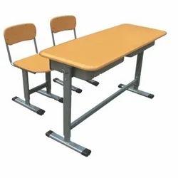 Adjustable School Furniture Desk Genius Bench