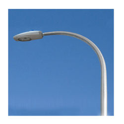 Swaged Tubular Street Light Pole