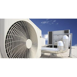 Semi-Automatic Stainless Steel And Plastic Industrial Air Conditioner, 380 V