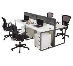 Desking Workstation 4 Seater