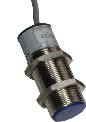Nickel Plated Brass Proximon Inductive Sensor (Analog Output)