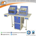 Double Station Single Motor Dust Collector Jewelry Machine