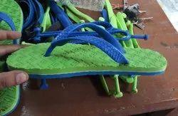 Dev Green Flip Flops, Size: 7 8 9 10