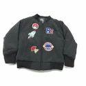 Kids Grey Jacket
