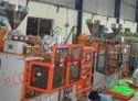 Plastic Jhadu HDPE broom handle making machine