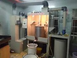 Gold And Silver Refining Machine