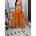 Stylish Gown On Rent