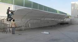 Car Parking Shed Installation Service