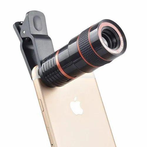 8X Camera Lens