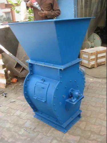 Coal Crusher And Conveyor