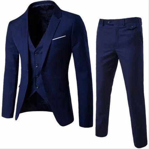 RD Dresses Navy Blue Mens Corporate Uniform