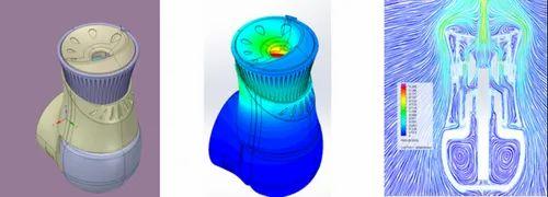 Computational Fluid Dynamics (CFD) analysis services