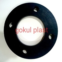 GOKUL HDPE Slip On Flange, Size: 20mm To 630mm, Thickness: 20mm