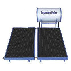 Solar water heater at best price in india fpc solar water heater sciox Images