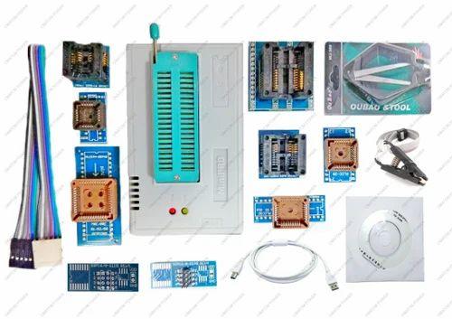 Tl866ii Plus Usb Programmer With 9 Adapters 15000 Ic Spi Flash Nand Eeprom  8051 Mcu Pic Avr Gal