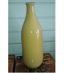 Ceramic Bottle Shape Vase