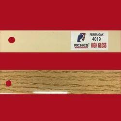 Ferra Oak High Gloss Edge Band Tape