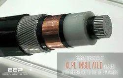 3 Cores XLPE Cable