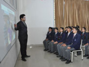 10th Standard Education Class