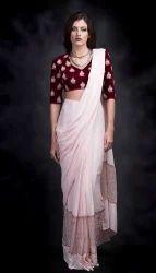 261a2ba21839f4 Velvet Blouse in Mumbai, मखमली ब्लाउज, मुंबई ...