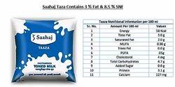 Saahaj Taaza Milk