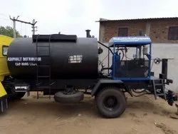 Automatic Truck Mounted Bitumen Sprayer