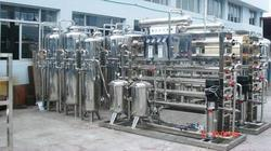 Parasnath Stainless Steel RO Plant