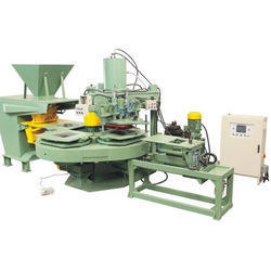 Industrial Paver Tile Making Machine