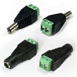 CCTV DC Connector
