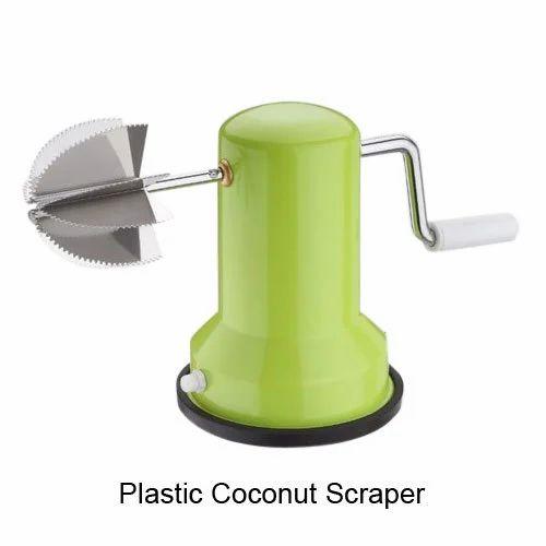 Plastic Coconut Scraper