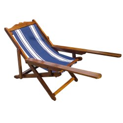 Wooden Easy chair with