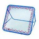 Black Steel Sports Tchoukball Frame, Packaging Type: Carton Box, Size: 1 M * 1 M