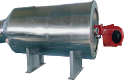 Gas Hot Air Generator