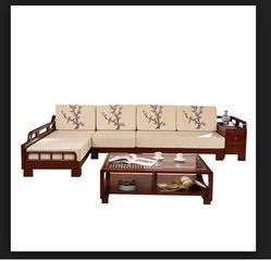 Marvelous Furingown Wooden Sofa Set Rs 26890 Set Furingown Private Ncnpc Chair Design For Home Ncnpcorg