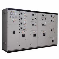 Three Phase MCC Electric Control Panel, 415 - 440 Volt