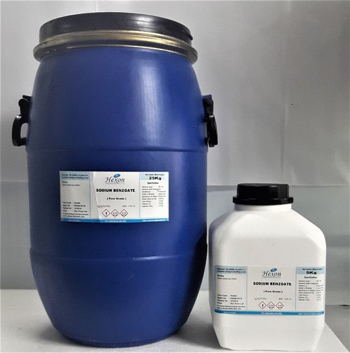 Sodium Benzoate ( pure grade)