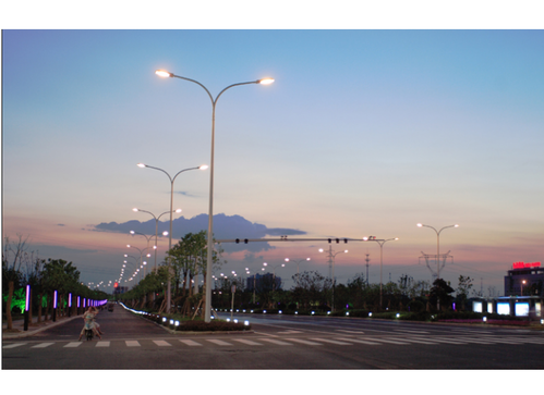 Road and Building Approval Octagonal Poles
