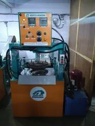 Eight Roll Paper Thali Making Machine