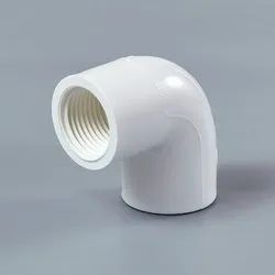 White UPVC Threaded, Packaging Type: Box